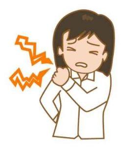 ハッピーちゃんの独り言☆ むむむむ(T ^ T) 左肩メッチャ痛い!(◎_◎;)  さて。 なんとか、やっとこさ、至急の仕事は