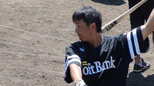 ☆希望の星だ! 江川 智晃 ☆ 江川選手、今年はもう試合に出場しないのでしょうかね~ 一軍の試合に出ている姿をしばらく見ていないので