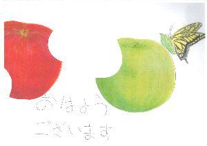 広島に住んでいます ┳┻|   ┳|_∧   ┻|ω・)    アゲハ 3         おはよう