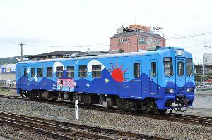 ★☆★ 連続テレビ小説『あまちゃん』全般 ★☆★ 【あまちゃん列車終了】  あまちゃんでも使用された、三陸鉄道の旧お座敷列車がこの3月で引退するという
