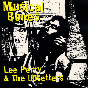 BGM Vin Gordon & The Upsetters - 5 Cardiff Crescen