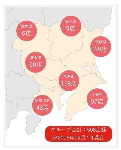3222 - ユナイテッド・スーパーマーケット・ホールディングス(株) 東京・神奈川の方が多いんじゃない? 千葉も市川市(アド街では千葉の鎌倉と表現)、浦安市(世界の渡部じ