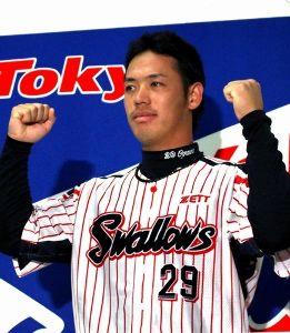 今日のヒーローはオレだばってん!! セ・リーグ  ヤクルト2―1DeNA (8月24日  松山)  小川投手「ファンのみなさまが背中を押