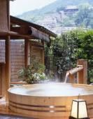 温泉が好き♪ 温泉は最高でしょうね・・・・んだ。  でもご主人さま怒りませんか?ぼやきませんか?ニヤッ♪  俺ん家