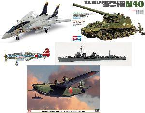 まったりオアシス♪ Grumman F-14A TOMCAT 三式戦闘機「飛燕」 特型駆逐艦「綾波」 二式大型飛行艇 1