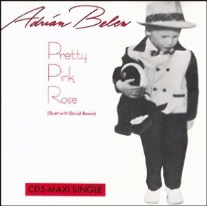 Taraima de Musica David Bowie & Adrian Belew 「Pretty Pink Rose」
