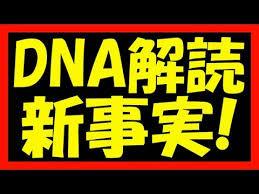 民進党もいらない > 日本人のルーツは、最近サイエンスゼロでも今までのミトコンドリア遺伝子からの推測ではなく、更