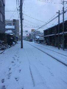 全国の方とお話できれば。。。   土曜の夜から日曜にかけての雪よ~( ̄▽ ̄;)  ここは日本海?ってくらいでしたわ…