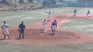 栄光の攻撃野球・東洋大学硬式野球部 川越キャンパス野球場  東洋大000 130 000  4 H9 ホンダ000 206 00x  8