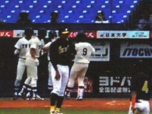 栄光の攻撃野球・東洋大学硬式野球部 東都大学野球リーグ第一週三回戦  専修100 002 200  5  H10  東洋005 100