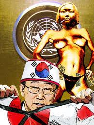 """↓ ↓下の  ホモは貧乏  ↑ ↑上の 『慰安婦像は日韓友好の邪魔』と指摘した   韓国高官が""""死亡寸前""""に。"""