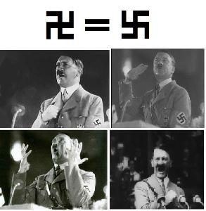 """桜井誠さんを都知事にしよう 卍は、大日本帝国とその同盟国ナチスドイツと石原慎太郎を崇める極右。 そして、マークが """"卍"""