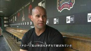 2016年8月31日(水) 中日 vs 阪神 23回戦 さすがイチロー もてますな