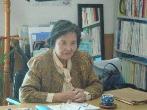 震災復興の阻害要因は何か? 慰安婦騒動の母ユン・ジョンオクに 元毎日新聞記者・千田夏光の「従軍慰安婦」本を 売り込んだ矯風会の高