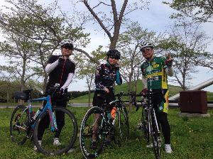 OO 自転車に乗ろう3 OO なかなか投稿できずσ(^_^;)  第2位は、ビアンキ姫に誘われて先頭のAグループで走っ