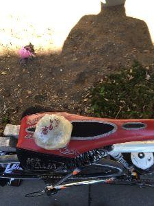 OO 自転車に乗ろう3 OO 初めまして、おじさんちゃん!? ハンネはなんとお呼びしたら良いでしょう? こちらも来週55になるので