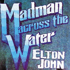 遠くの景色を見ながら、今日の音楽とともに。。。 Elton John Madman Across The Water  .