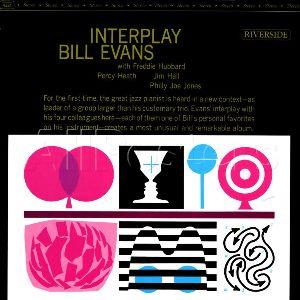 遠くの景色を見ながら、今日の音楽とともに。。。 Bill Evans Quintet  Interplay  .