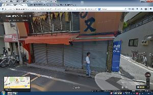 パソコントラブル 矢印マークは路地に入ることができませんので、 見ることは出来ないなぁ~。。。残念。
