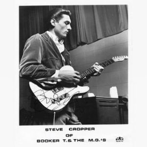 My Fav Five Steve Cropper - Someone Made You For Me      (Feat