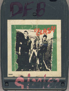 My Fav Five The Clash ‎– Police & Thieves  Pearl