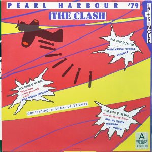 My Fav Five The Clash - I'm So Bored With The USA  Pearl