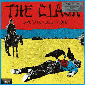 My Fav Five The Clash - Stay Free  Give 'Em Enough Rope (