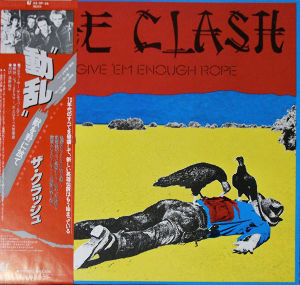 My Fav Five The Clash - Last Gang In Town  Give 'Em Enoug