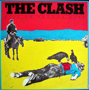 My Fav Five The Clash - All The Young Punks (New Boots and Con