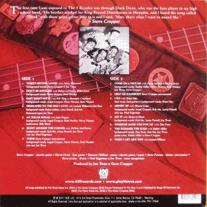 My Fav Five Steve Cropper – Think  (Saxophone &ndas
