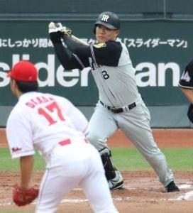 Hero interview。 6月25日  対 広島  福留孝介 日米通算2000本安打達成!