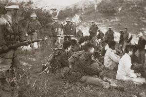 もうやりません!更生計画の管財人など! 1948年韓国済州島虐殺事件   7万人以上の住民が虐殺された  多くの島民が命からがら日本に逃げて