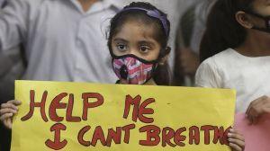原子力とエネルギー政策 大気汚染で3日間休校 インド 11/7(月) 0:31 掲載  【AFP=時事】近年最悪規模の大気汚