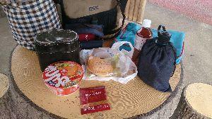 山口よりトコトコ走り隊 今日も寒いが晴れ間も有ったので、瀬戸内にラーツーってか飯盒炊飯なんぞしてきました!(^^ゞ バイク友
