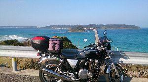 山口よりトコトコ走り隊 連投ですが~(^_^;) 今日も快晴に恵まれて、角島までラーツーしてきました、相変わらずの美味いイカ