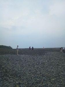 40代、みんなで青春しよっ! 夏は富士山が  見える日が少ないです