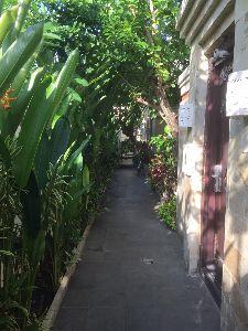 5233 - 太平洋セメント(株) バリ島到着… デンパサル新しくなってた… サヌールで遊び中&hellip