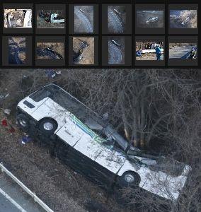 認識が低い言い伝えや出会い・・そうなんだ?  長野県軽井沢町で転落事故を起こしたバスの運行会社「イーエスピー」が、運転手に健康診断を受けさせてい