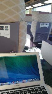 Macについて語ろう MacBook AirはOS-X マーベリック10.9にダウンして使用してます。  マーベリックにダ