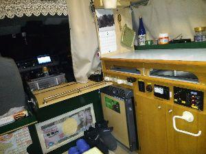 長崎発 オヤジライダー復活祭り 凄い🎵 レッドsun  近くの居酒屋まで キャンピングカーでお迎え