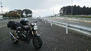 長崎発 オヤジライダー復活祭り 長崎出発❗ 楽しい思い出沢山できました。 今から、神奈川県に向け走ります🎵 🐌💨💨💨  まずは、下関