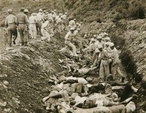 【悪質広告】 謝罪と歴史再評価      保導連盟事件(1951年)、済州等事件(1948年)  戦後韓国で起こっ