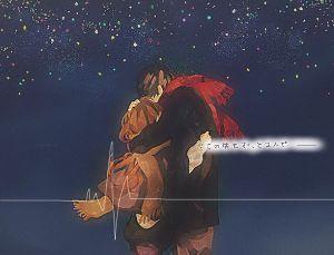 真夜中のナイト☆彡【ロマンティック・ポエム】  あなたの   優しい キスに …  きょう も     トロけ そうな  わ た し
