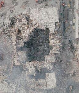 カミュ・DEUX     ふつうはWTC7が夕方倒れたことすら知らない。   が、まだあった。WTC6だ。 これも非常