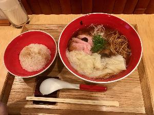 行ってきました、食べてきました、買ってみました ついに行って来たぞ、Japanese SOBA Noodles 蔦! 美味しいとは聞いてたけどミシュ