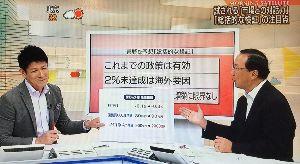 4321 - ケネディクス(株) 今朝のモーニングサテライトでJPモルガンの菅野氏は、 9月の日銀追加緩和を予想していました。 その追
