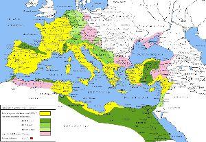 History of the English language *紀元前後のローマは、アウグストゥス(Augustus)がローマ帝国の初代皇帝となり在位した時代であ