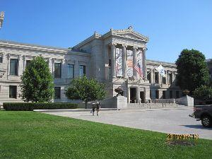 お暇な時間にどうぞ~♪ 次の写真は、米国のボストン美術館です。 私は、アメリカ合衆国に、11回ほど旅しました。 ボストンには
