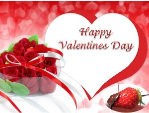 (^◇^)・・・ アハさん・・・(^◇^)  今日は ハッピーバレンタインデーです。 もう 忘れたのかしら!  そっと