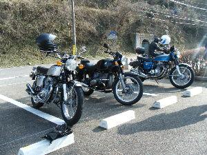 福岡県リターンライダー仲間 国東半島一周してきました。